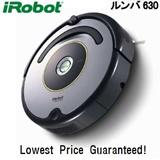 IRobot automatic vacuum cleaner Roomba 630 [Japan Genuine]