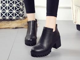 リチャオブーツ★シューズ★単靴★綿靴★ぺたんこ靴ショート ブーツ  全2色 shoes-ls-20シューズ ブーツ