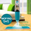 Microfiber Multipurpose Magic Spray Mop / Floor Cleaning mop Wooden Tiles Living Room Cleaning Tool