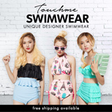 [Touchme Swimwear] Local Retailer *Instocks* - High Quality Unique Designer Swimwear
