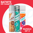 [McPherson] Batiste Dry Shampoo 200ML【62% OFF FOR 2 + FREE DELIVERY】