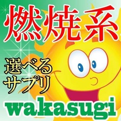 Wakasugiサプリシリーズ 5種類から選び放題!【コレウスフォルスコリ】【L-カルニチン】【αーリポ酸】【金時生姜】の画像