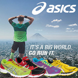 ★Warehouse Sale★ Asics Court / Running Shoes (Big sizes available!)