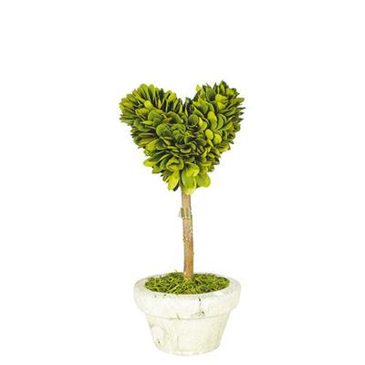 ダルトン観葉植物トピアリーハートTOPIARYHEARTMCH07-G296M