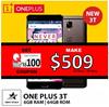 【Best Deals!】 OnePlus 3T - 128GB / 64GB 【1 day OFFER】★ ★ 6GB RAM 64GB ROM★
