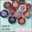 [Etude house] ★1+1 New Color!★ Look at my eyes Cafe / Look at my eyes 2g
