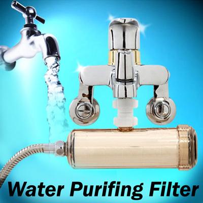 qoo10 dewbell shower filter water purifier softener simple install wate household. Black Bedroom Furniture Sets. Home Design Ideas