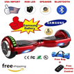 ★Samsung Batt Hoverboard★ [7/10 inch] Free Travel Bag + Remote Control / Free Bluetooth + RGB LED Upgrade / 6 Months SG Local Warranty / Free 1-2 Days Express Delivery / Segway / Scooter