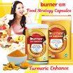 (BEST PRICE EVER!) U.P. $45!  Tumeric Enhance Food Strategy Capsules ♥ VERY GOOD REVIEWS!