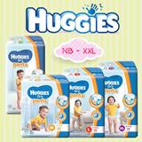 Hug gies Dry Pants (M60 L50 XL44 XXL36) 3-packs