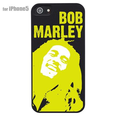 【iPhone5S】【iPhone5】【レゲエ】【iPhone5ケース】【カバー】【スマホケース】【BOB MARLEY】 ip5-08-j0006の画像