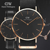 DW new pattern★CLASSIC BLACK★Daniel Wellington watch ★100% Original★Lovers Watch