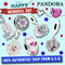 [PANDORA] Pandora Bracelets Bangles Charms Dangles. Special Collection and Gift Box ! 100% Authentic guaranteed. Shipped from USA.