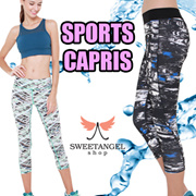 (2017 Sales)~SweetangelShop Local Seller/Exchange ~ Premium Ladies Sports Yoga Zumba Gym Bottom
