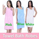 ( Stock SG ) NEW! Microfiber Bath Robes Wraps Towel Unisex / Kids Many Designs Bathrobes