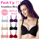 HOT ITEM!! Push Up Bra/ Seamless Bra/Ready Stock! Premium Magic Shaping Bra/Sexy Bra70A 70B 70C 75A 75B 75C 80A 80B 80C 85A 85B 85C