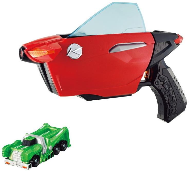 【クリックで詳細表示】仮面ライダードライブ 開閉装填 DXドア銃 バンダイ [おもちゃ]