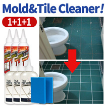 Lowest Price◀ [Dukeobi] 99.9% Mold removal Cleaner /Bathroom/kitchen/Mildew/Silicon mold removal