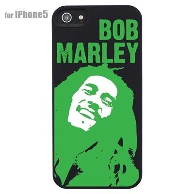 【iPhone5S】【iPhone5】【レゲエ】【iPhone5ケース】【カバー】【スマホケース】【BOB MARLEY】 ip5-08-j0007の画像