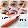 [BUY 1 GET 3] PENSIL ALIS ★Black and Brown★ FOR YOUR BEAUTY AND CONFIDENT
