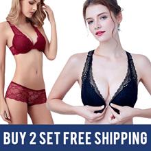 BUY 2 SET FREE SHIPPING!2017 NEW DESIGNS  Bra and Panty set / Lace Bra Set Sexy Bra/Push up