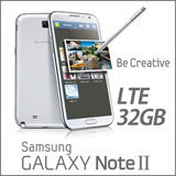 [Super Time Sale!]Samsung Galaxy Note II(32GB) 4G LTE  (UNLOCKED)[refurbish]/1.6GHz Quad Core/5.5 inch 16M colours