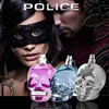 Perfume The Illusionist Police for men EDT Spray 40 ml /To be Blue men 40m / TO BE WOMEN125 ML Fragrance / MINIATURE POLICE