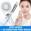 No.1 Pore Brush SET ★ [TOSOWOONG]Spin 4D Vibration Pore Brush + Spot Bush SET /pore cleansing brush