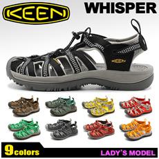 \差をつけるならコレ!大注目★KEEN/【KEEN】キーン ウィスパー W KEEN WHISPER W レディース スポーツ サンダル