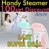 ★☆★KOREAN HIT★☆★SALAV handy steam iron / Garment Steamer / Travel steamer /Ultra-light Body / 420g / portable steamer