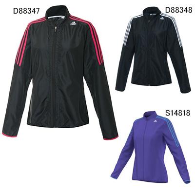 アディダス (adidas) レディース W RSP ウインドジャケット AMU68 [分類:ランニング ウインドジャケット (レディース)]の画像