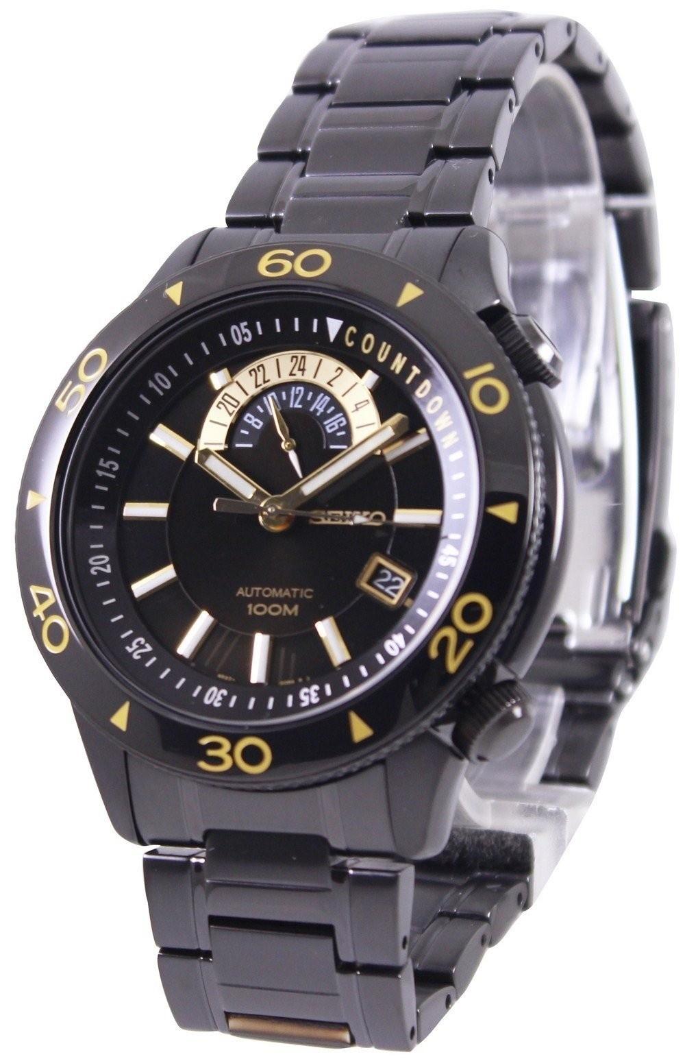 【クリックでお店のこの商品のページへ】SeikoSeiko Superior Automatic SSA187K1 SSA187K Mens Watch