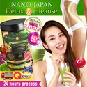 [REWARD $5 CASH REBATE*!!!] ♥NANO DETOX + SLIMMING SMOOTHIE •COLD-PRESS YOUGURTY TASTE •24hrs FLUSH-OUT! •219 kinds of Digestive Enzymes •30-servings ♥MADE IN JAPAN