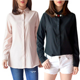 NEW MODEL!!Part1!!**Branded blouse authentic 100%** butterfly sleeve cute longsleeve blouse