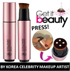 ★★FAMOUS KOREAN CELEBRITY MAKE-UP ARTIST★★ SKIN FLASH FOUNDATION SPF30/PA++★GLOW LIKE A STAR ★SON and PARK/GET IT BEAUTY!