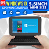 GPD WIN Gamepad Portable Laptop NoteBook Tablet PC 5.5 Handheld Game Console Video Game Player Bluetooth 4.1 4GB/64GB PSP PS4 PS3 PC Xbox 360 Funny as Playstation 4 Card Game Console