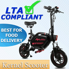 🛴E-Scooter🛴Christmas Sales ⭐ AM_GT⭐ LTA APPROVED ⭐ Best for Food delivery ⭐Coupon available⭐
