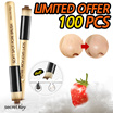 ★1-day 100P LIMITED; only $2.99★Dont miss chance!★ [Secretkey HQ Direct Operation] Soft Spot Pore Brush_123mm/Remove all BlackWhite head/Pore care/Clean uneven part/