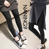 ★ Korea fashion industry NO.1 Naning9 ★limited special price ♥ incredible bargain ♥ 2015 F/W New! High Quality!/Trendy leggings/SITRIN*LEGGINGS
