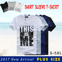 2017 High quality shirts with short sleeves Men render unlined upper garment