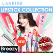 BREEZY ★[LANEIGE] Two tone Tint lip bar #3 #6  Restocked! New Intense Lip Gel LipStick Collection