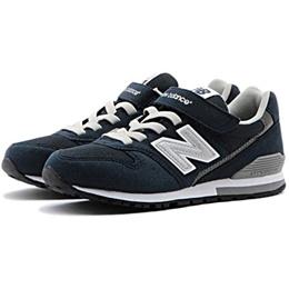 ◆即納◆ニューバランス(newbalance) キッズスニーカー KV996CEY ネイビー 【ジュニア スニーカー シューズ キッズシューズ 靴】