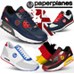 ★Made in Korea★ Paperplanes Air Running shoes Unisex Athletic women shoes men shoes fashion sneakers sports shoes