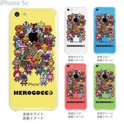 【iPhone5c】【iPhone5cケース】【iPhone5cカバー】【iPhone ケース】【クリア カバー】【スマホケース】【クリアケース】【イラスト】【クリアーアーツ】【HEROGOCCO】 29-ip5c-nt0084の画像