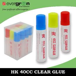 40cc CLEAR GLUE 40ml Transparent Glue