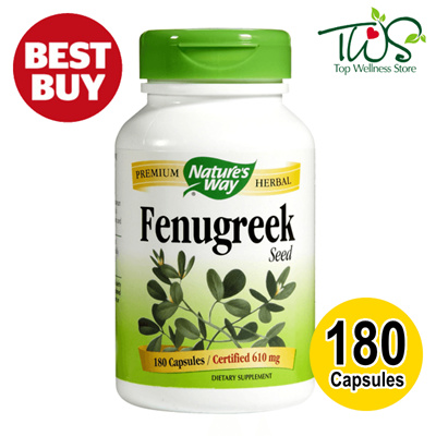 Best fenugreek capsules