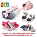 [ORTE] Boy Girl Baby Toddler Prewalkers Shoes and Socks Shop ★ Good Quality ★ Super Fast Delivery ★  Babies / Kids love it ★ Grab it now ★ Romirus /  Adiddas Baby / Mother Care / Disney and Others ★