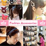 Fashion Accessories /Hair Accessories/Hairband /Headband /Hair clip /Hair band/Head Band/ Hairclip/ Rubber band /Comb/ Hair Bun/ Hair roller/ Hair Twist/ Hair pin/ Hair Ties