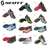 SCOTT RUNNING  SPORT SHOES | T2 | AZTEC | KINABALU |  RACE ROCKER | GRIP2 | ERIDE | MK4 | TRAINER