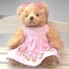 Settler Bears【セトラベアーズ】ハンドメイドテディベアRuby ルビィー【テディベア ぬいぐるみ】【テディベア クマ】【くま ぬいぐるみ】【テディベア】【プレゼント】